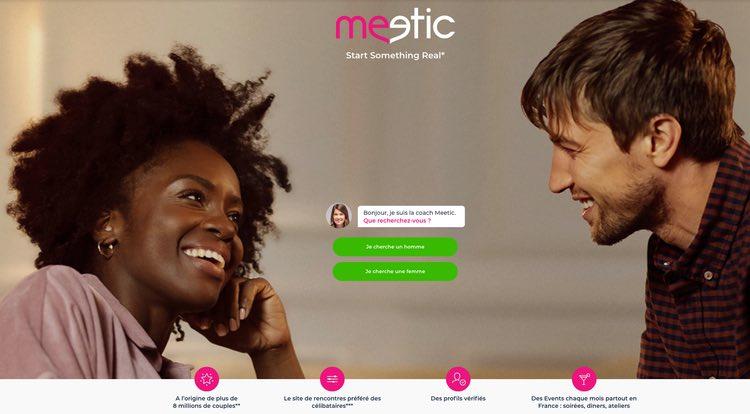 Rencontre avec Meetic