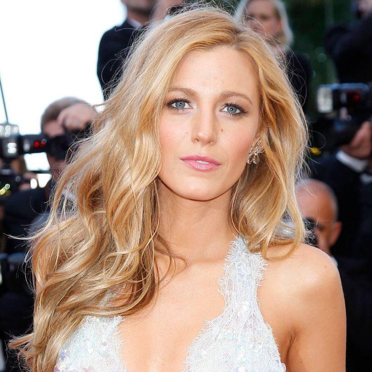 Blake Lively est une des 10 plus belles femmes du monde