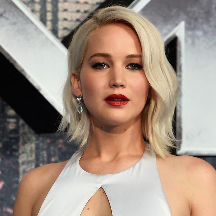 Jennifer Lawrence la superbe actrice