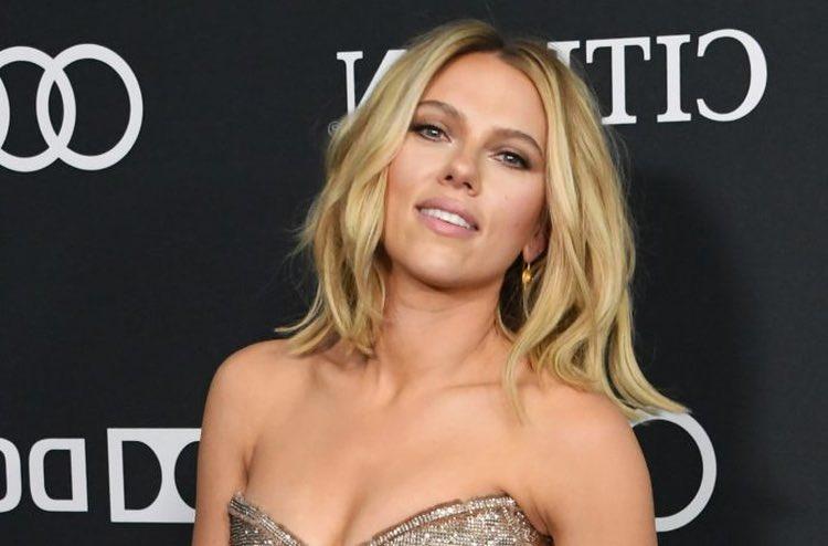 La belle femme du monde Scarlett Johansson