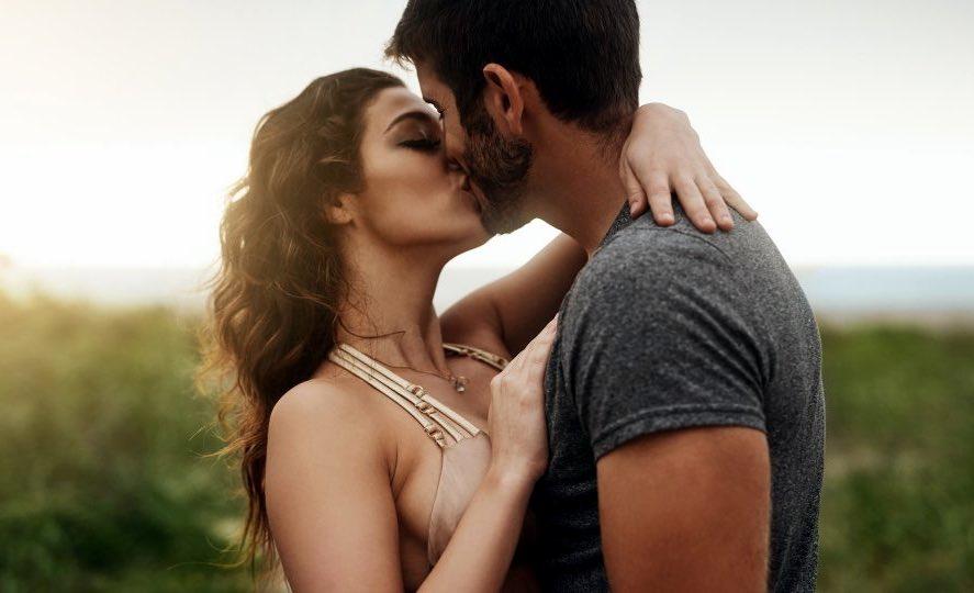 La technique du frenck kiss