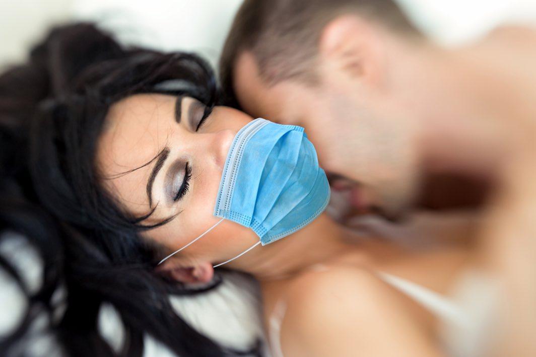 Le sexe et le coronavirus